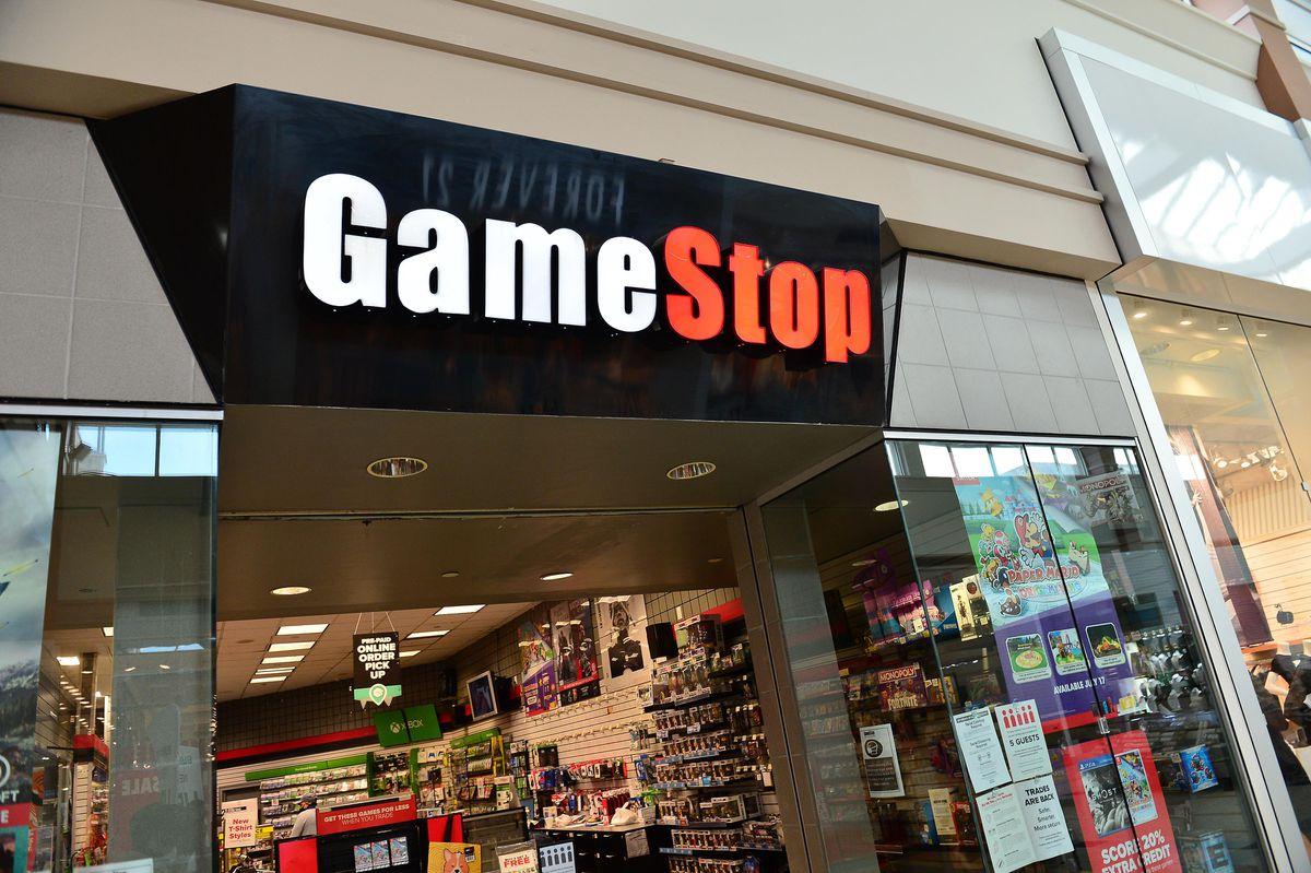 Gamestop: A new type of insurgency