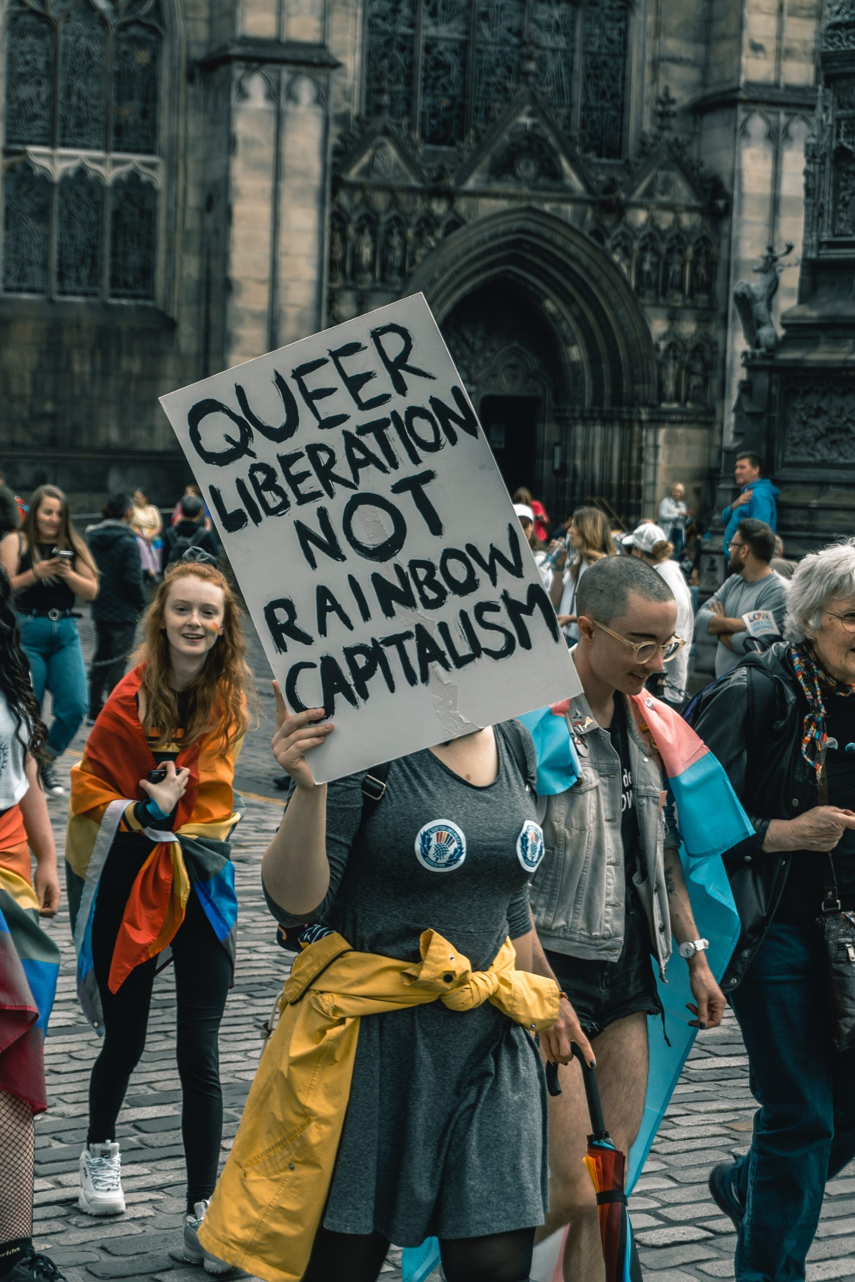 A question to the community: Do corporations have a place in Pride at LSE?