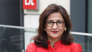 Notes from the Director's Q&A: Director Shafik proud of year's achievements